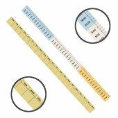 ちぎって貼ればどんなものでも予定表になるマスキングテープ。かわいくて機能的。おしゃれかわいい幅広スケジュール予定