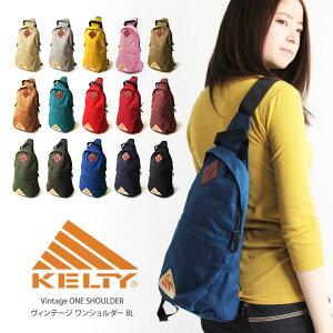 KELTY(ケルティ)ヴィンテージワンショルダーバッグボディバックメンズレディースアウトドア男女兼用