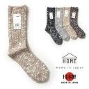 【最大2000円オフクーポン対象】HOME(ホーム) 靴下 ...