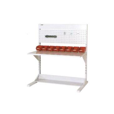 ラインテーブル 幅120cm 高さ140.5cm PYタイプ 片面 単体 作業台 組立台 送料無料