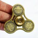 【送料無料】ハンドスピナー Hand spinner アメリカン 金属製 指おもちゃ 指遊び 指のこま 禁煙 おもちゃ 子供 大人 プレゼント