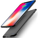 iPhoneX/XS/10 対応 バッテリーケース 【5000mah】 バッテリー内蔵ケース iPhoneX/XS/10 対応 ……