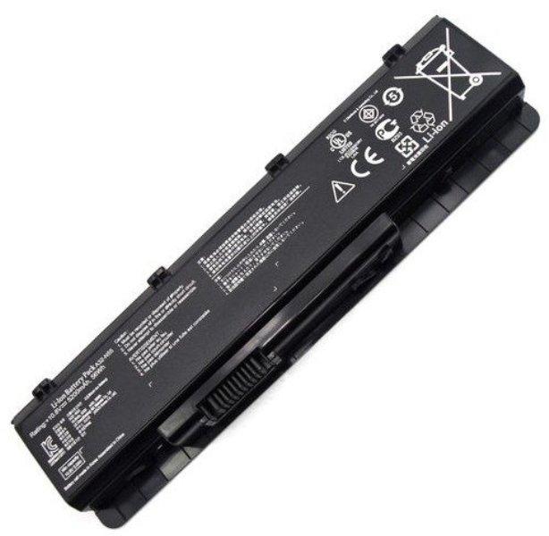 PCアクセサリー, ノートPC用バッテリー 43.5! PSEASUS N55 N45 N45E N45S N55 N55E N55S N75 N75E A32-N55 07G016HY1875