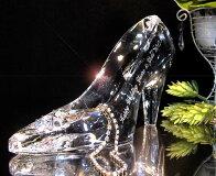 キラキラのガラスの靴