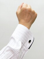 オニキス付きシルバーカフスセット【送料無料】【smtb-m】【_包装】【対応_関東】