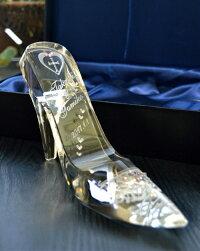 結婚祝いシンデレラのガラスの靴2