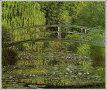 クロード・モネ「睡蓮緑のハーモニー」