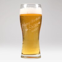 この夏、特大サイズのオリジナルビールジョッキの贈り物