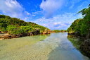 風景写真ポスター 喜界島 中熊海岸04 アートポスター グラフィック インテリア ウォールデコ Kkjm-31-A