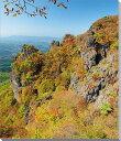 霊山秋の紅葉福島風景写真パネルインテリア ディスプレイ模様替えなどに最適。 美しいタペストリー 風景ポスター を。新築祝い 引っ越し祝い出産祝い 結婚祝い プレゼントなどにも喜ばれます。