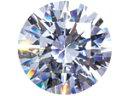 合成石SWジルコニア ホワイト RDφ4 (5ヶ)