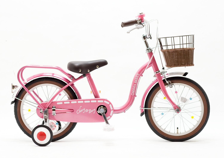 SOGO Kids Bike チェリアンドベリー C & B DX 14 children's bicycle baby bike infant car kids bikes