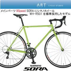 【手組み立てMade in japan】ロードバイク.クロモリロード【シマノSORA採用のクロ…