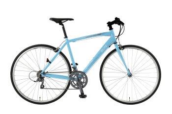Made in japan シマノCLARIS採用 新しくなったアルミフレーム新ロゴデザインのクロスバイク A660F【カンタン組立】 シマノWHR501 アップチャージ【A660F】(オプション価格設定のため単体での購入はできません) 0601カード分割【New ELITEフレーム】