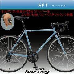 【手組み立てMade in japan】ロードバイク シマノ14段STI.ギヤクランク,ハブも…