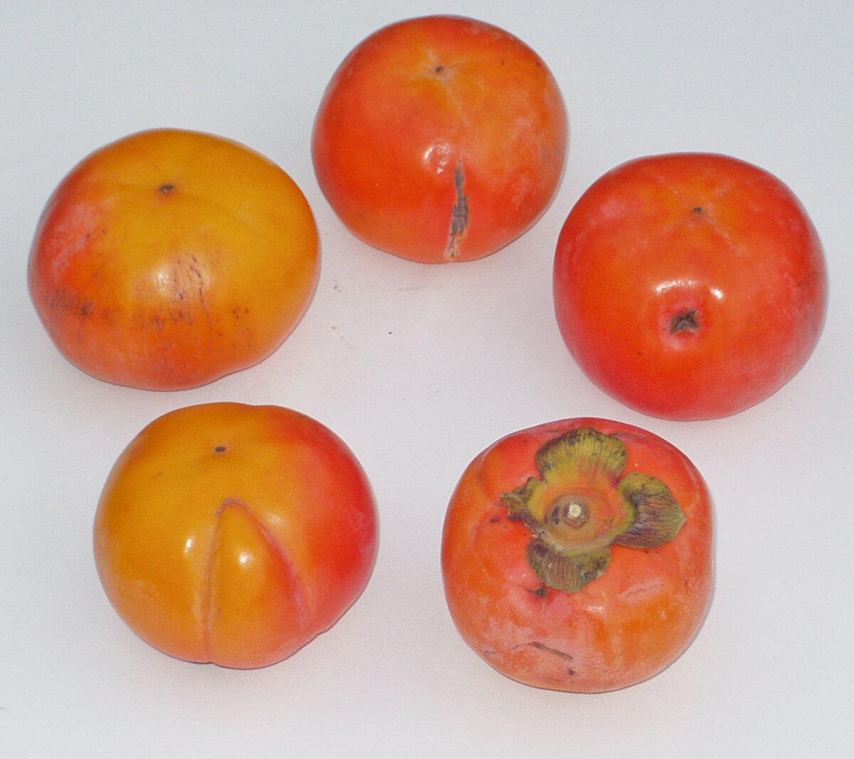 フルーツ・果物, 柿 6Kg 22-2811