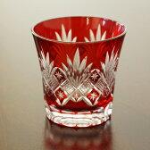 切子模様のグラス。退職祝いや誕生日記念にお名前を刻んでプレゼント。(剣菱柄)日本酒や梅酒・焼酎グラスとしてもどうぞ。