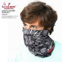 COOKMAN クックマン CHEF'S SCARF PAISLEY -BLACK- メンズ スカーフ フェイスマスク ネックウォーマー ヘッドバンド 3ウェイ ストリート おしゃれ か