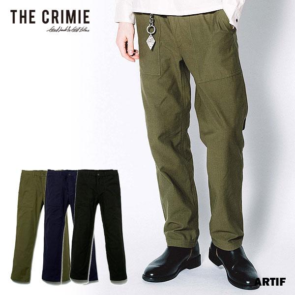 メンズファッション, ズボン・パンツ 30OFF SALE CRIMIE ZACK BACK SATIN BAKER PANTS