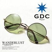 GDCジーディーシーWANDERLUSTgdcメンズレディース眼鏡サングラス丸メガネwanderlustストリート系ファッションおしゃれ丸眼鏡丸めがねめがねARTIFシルバーフレームアクセサリーメンズファッションレディースファッション