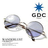 GDCジーディーシーWANDERLUSTgdcメンズレディース眼鏡サングラス丸メガネwanderlustストリート系ファッションおしゃれ丸眼鏡丸めがねめがねARTIFシルバーフレームアクセサリーメンズファッション|カラーレンズ伊達メガネだてめがね伊達眼鏡丸型