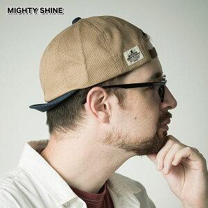 2020 秋冬 先行予約 7月〜8月入荷予定 Mighty Shine マイティーシャイン BRIDGE CAP メンズ キャップ キャンセル不可