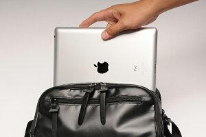iPad+ミラーレス一眼収納カメラバッグ <ニューカシェ(cachet) S>カメラバッグ ICAM-1100 ...