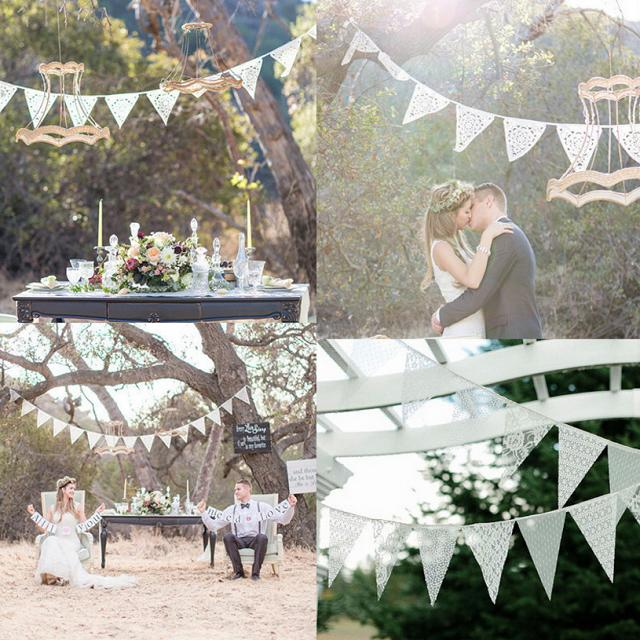 Art of black for American wedding decoration ideas