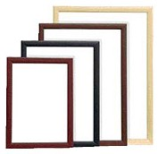 木製フレーム【5361型】:500mm×1000mm (色9種類)