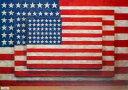 【ジャスパー・ジョーンズ】Three Flags, 1958(654×940mm)