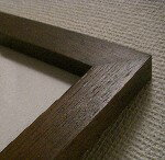 木製ポスターフレーム【MODERN】:70cm×100cm