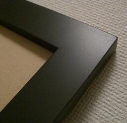木製ポスターフレーム【WIDE】:406mm×508mm -安心の国産製品 おしゃれインテリアに- パネル/額縁/壁掛け/インテリア/玄関/アートフレーム
