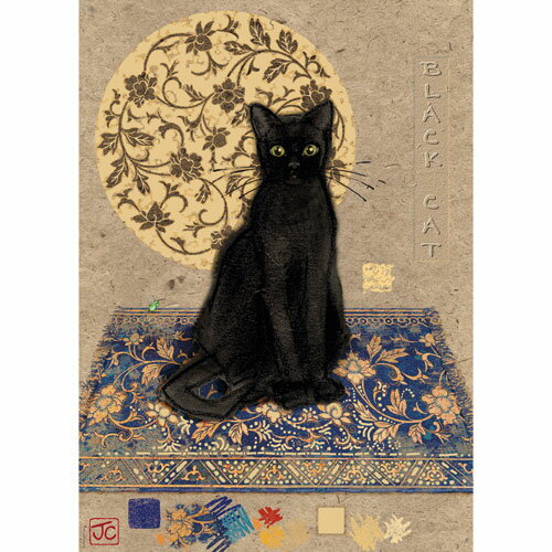 HEYE Puzzle・ヘイパズル 29719 Jane Crowther : Black Cat 1000ピース画像