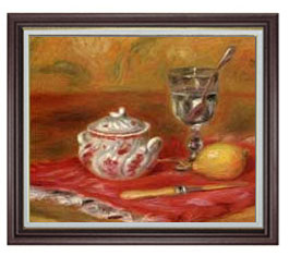 絵画, 油彩画  F20 20 887766mm