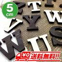 大文字 O〜Z 高さ5cm 天然...