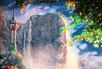 トーマス・キンケード「塔の上のラプンツェル」