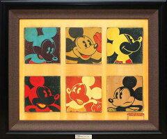 ディズニー「ミッキーマウス/6-up Mickey」