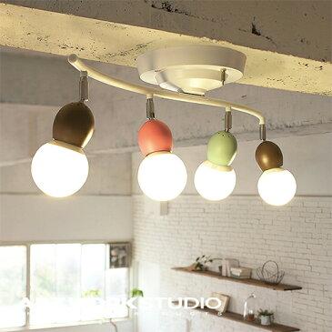 【アートワークスタジオ公式】【ポイント10倍】シーリングランプ スポット おしゃれ 6畳 リビング リモコン付きAnnabell-ceiling lamp アナベルシーリングランプ