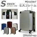 キャリーバッグ スーツケース Sサイズ 超軽量 ダブルキャスター おし...