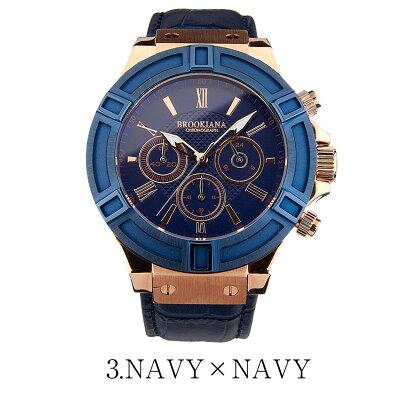 ブルッキアーナBROOKIANABA2308THUNDERBOLT腕時計ウォッチ時計ブランド腕時計メンズ腕時計メンズウォッチおしゃれ誕生日プレゼント贈り物プレゼント用にも♪[国内正規品][対応][送料無料]
