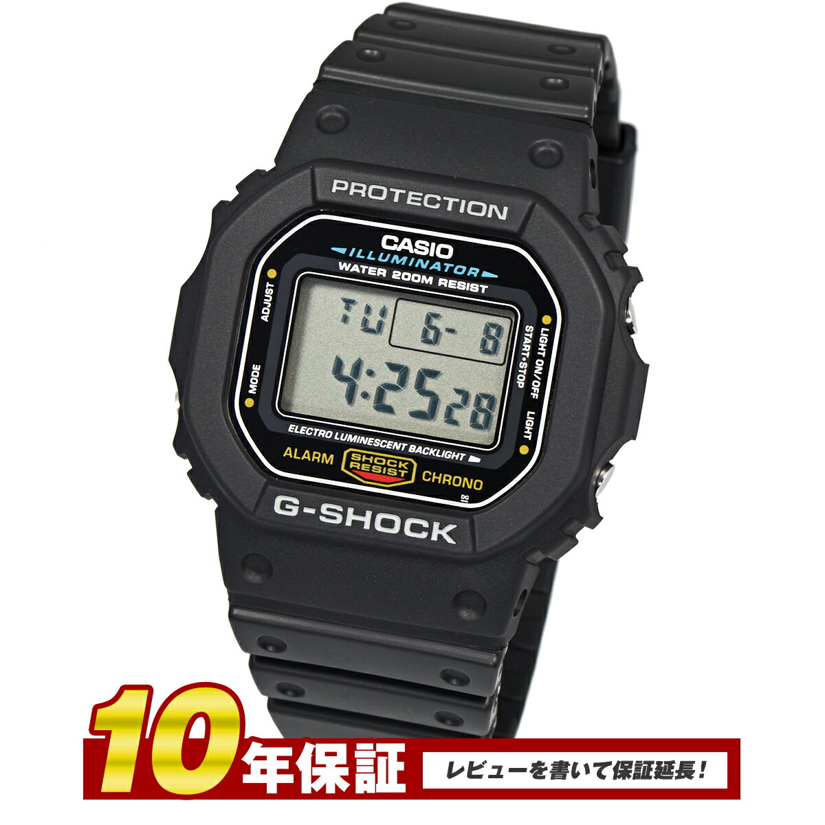 腕時計, メンズ腕時計  10 CASIO BASIC FIRST TYPE DW5600E-1V