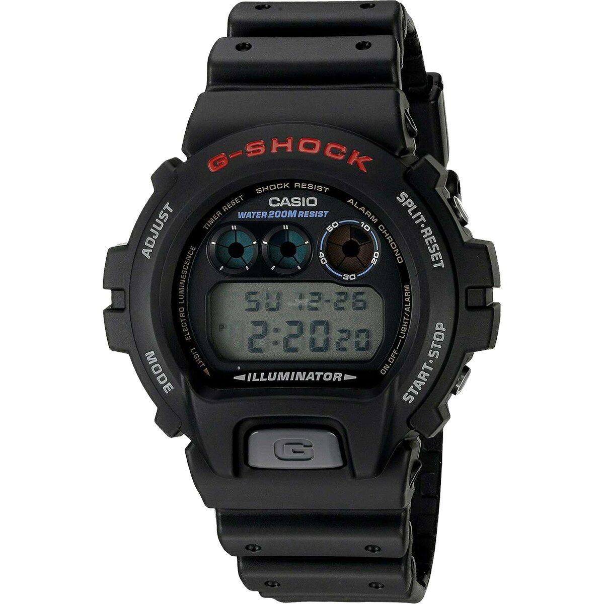 腕時計, メンズ腕時計 CASIO G-SHOCK G Crazy Colors DW-6900-1V