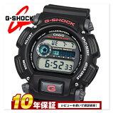 【期間限定特価】【10年保証】カシオ CASIO G-SHOCK Gショック ジーショック ブラック 黒 DW9052-1V メンズ 腕時計 防水 クオーツ カレンダー