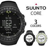 スント SUUNTO Core オールブラック ライトグリーン SS014279010 SS013318010 [あす楽][海外正規店商品][送料無料]