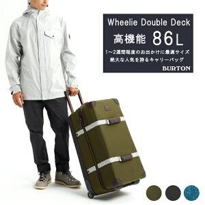 BURTON バートン キャリーバッグ WHEELIE DOUBLE DECK SS19 86L