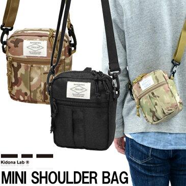 キドナラボ ヒップポケット ショルダーバッグ MINI SHOULDER BAG KIDB-511