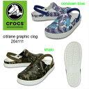 crocs citilane graphic clog 20...