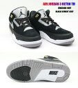 NIKE AIR JORDAN3 RETRO TH CK4348-007 BLACK/CEMENT