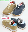 new balance WL220 VN VS ニューバランス 正規品 レディーススニーカー 婦人靴...