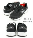 new balance M480/BW5 BLACK/WHI...